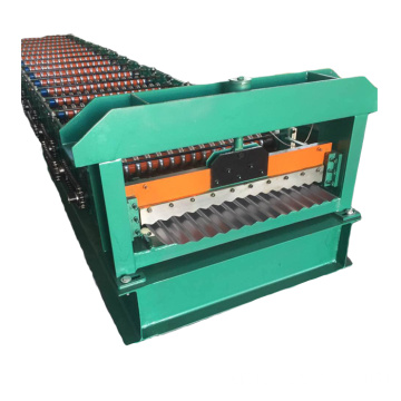 New Steel Profile Cold Roofing Roll Forming Machin